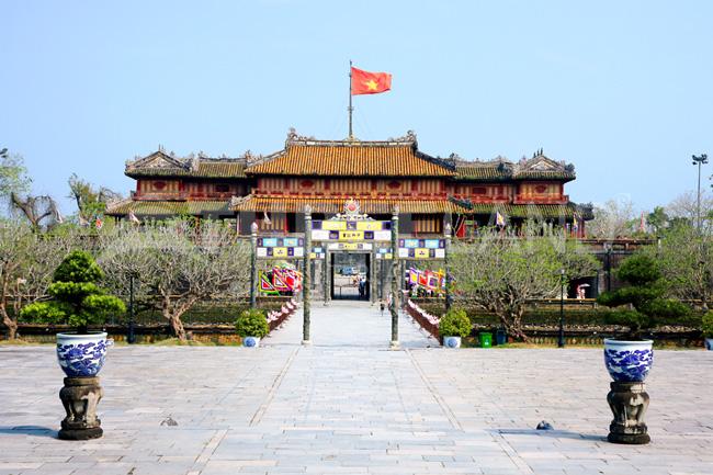 Ngo Mon Gate, Hue