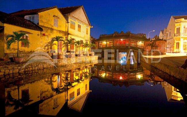 Japanese Bridge, Hoian