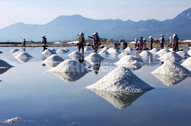 The field of Salt – Sa Huynh