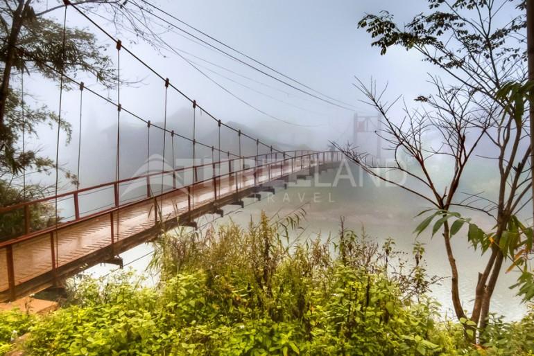 The Bridge in Sapa