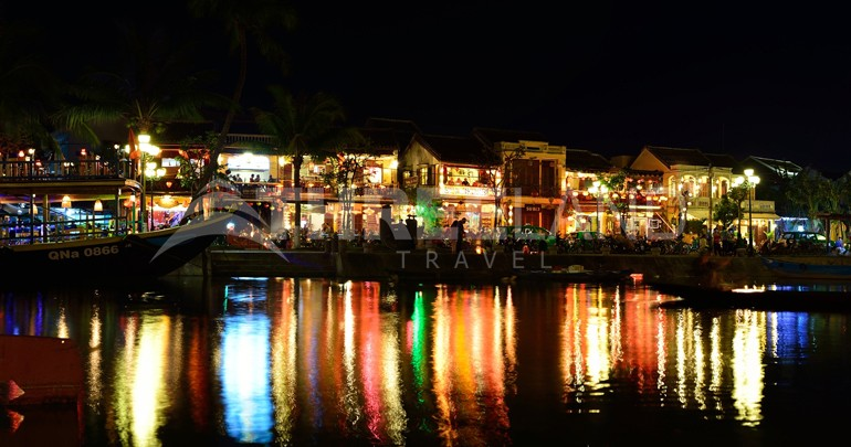 Hoian at night
