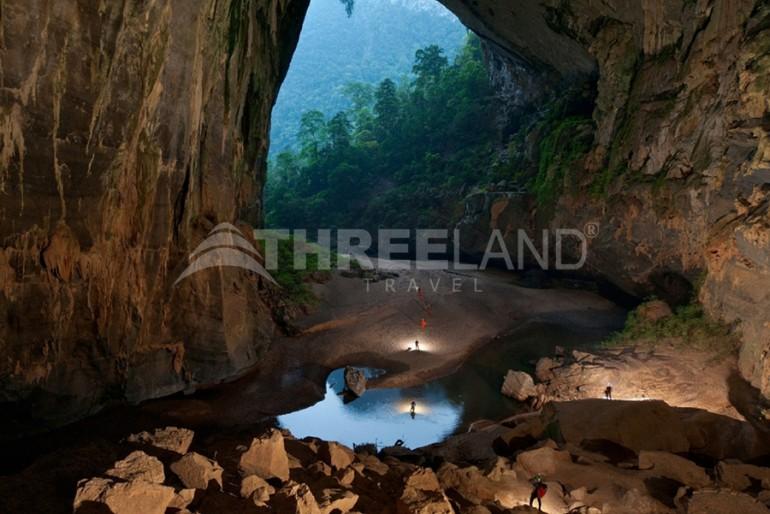 Son Doong cave – Quang Binh