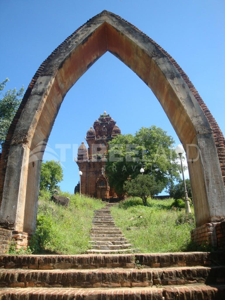 Cham tower – Ninh Thuan