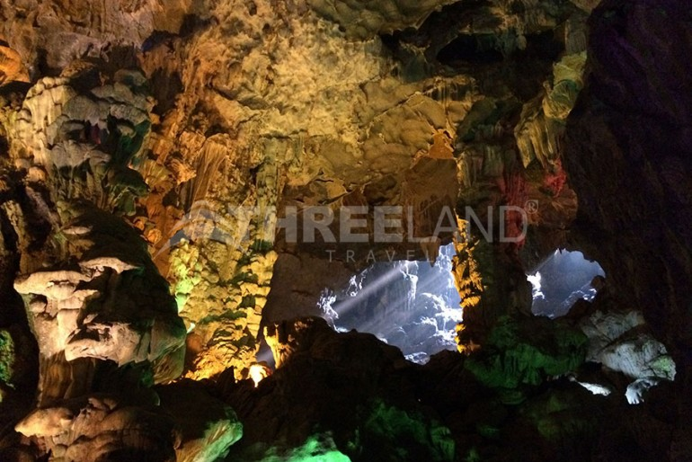 Heavenly Palace Cave