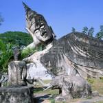 Laos---Buddha-Park
