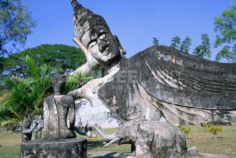 Buddha Park, Vientiane
