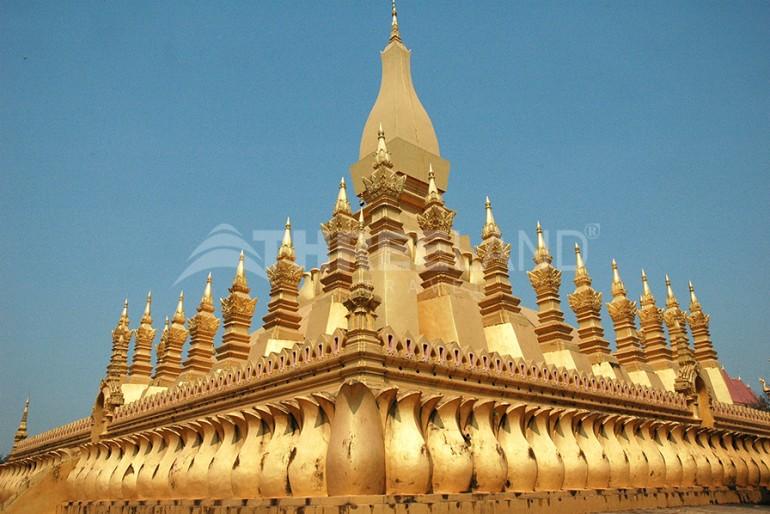 Pha That Luang, Vientiane