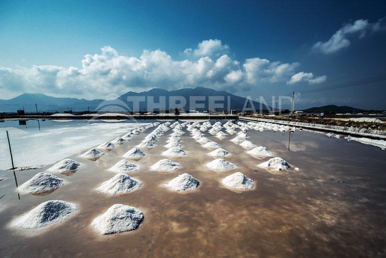 Hon Khoi salt fields, Khanh Hoa