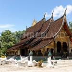 Wat Xieng Thong, Luang Prabang - Laos