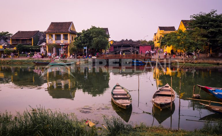 Hoian ancient tow