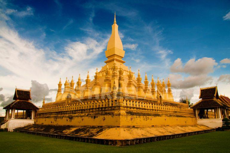 Phathat Luang – Luang Prabang